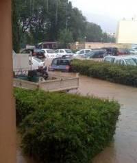Inondations Draguignan juin 2010